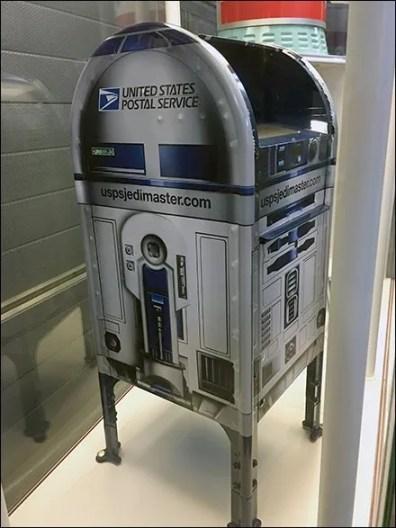United States Postal Mailbox