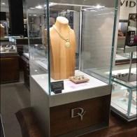 David Yurmam's Vertical Museum Case