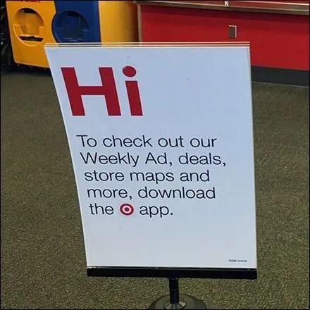 Target Queue Says Hi With Weekly Specials