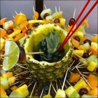 Littmans Diamond Party Chilled Fruit Refreshments