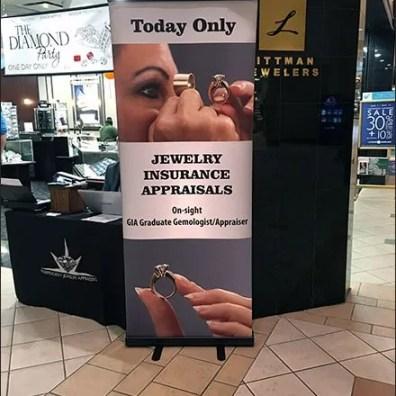 Littmans Diamond Party Jewelry Appraisals On-Site