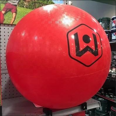Wicked Big Kickball On-Shelf Magnetic Ballstops
