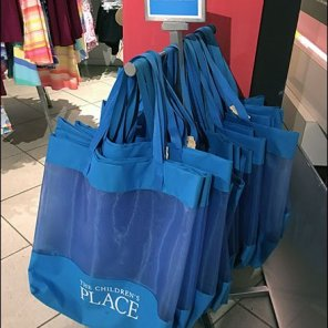 Make Your Trip Easier Shopping Bag T-Stand