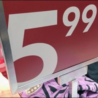 Cutting The Price of a Price Cut Sign