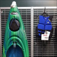 Kayak Lifejacket Slatwire Cross Sell