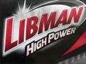 Angle Broom Corrugated Display by Libman Logo