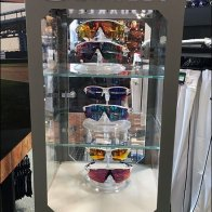Oakley Sunglasses Tall-Boy Museum Case Tower