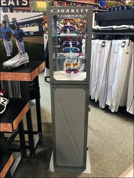 Oakley Sunglasses Tall-Boy Museum Case Tower