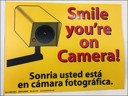 Marks Wholesale Retail Fixtures - Smile On Camera in English and Spanish