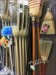 Undulating Corn Broom Hooks and Whisk Broom Hooks