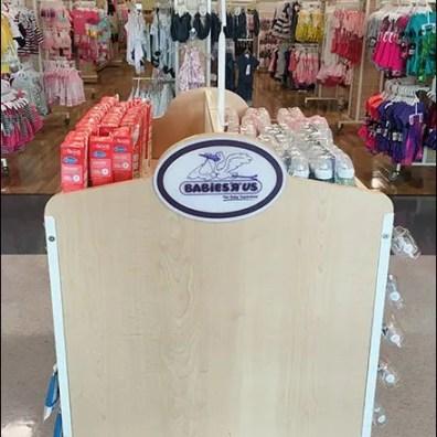 Branded Bulk Bin For Shallow Merchandise