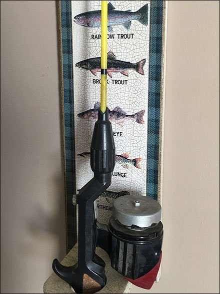 Fish Classifier Fishing Pole Holder 1