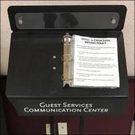 Guest Services Communications Center