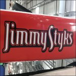 Johnny Stykes Paddleboard In-Store Sales