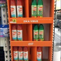 Off Zika Virus PowerWing Promotion