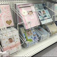 Photo Album Literature Holder Displayer