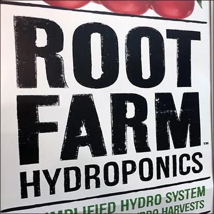 Root Farm Marketing Hydroponic Gardens