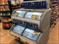 Double-Tier Freezer Frozen Treat Cooler