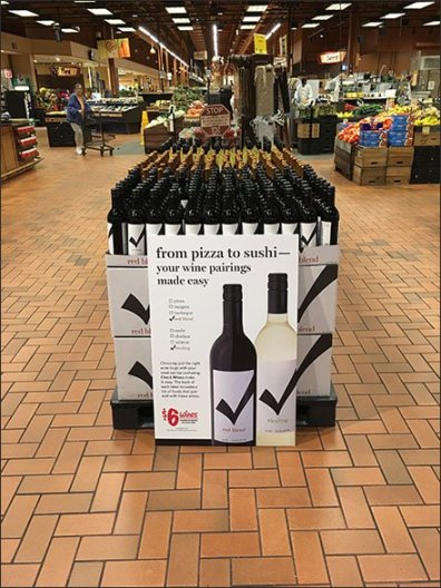 Wonderful $6 Wine Pairings at Wegmans