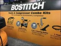Bostitch Compressor Hero On Display