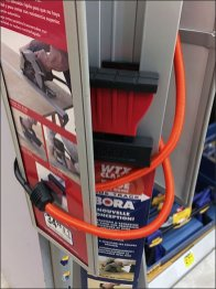 Carpentry Clamp Bungee Cord Merchandising