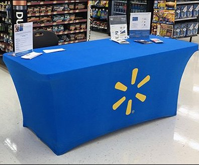 Mobile Human Resources Center at Walmart
