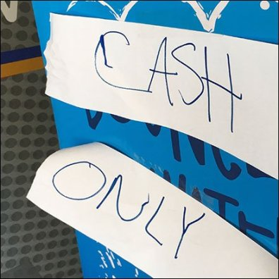 Five Below Cash Only Payment Requirement Square