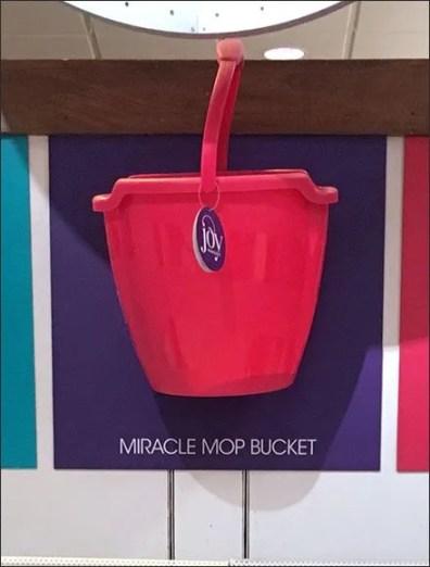 Joy Mangano Miracle Bucket Wall Mount