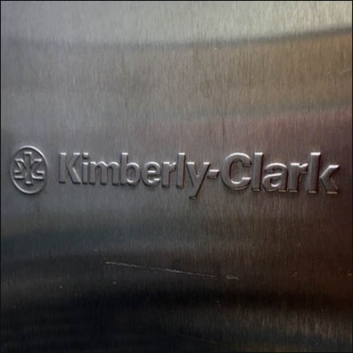 Kimberly-Clark Brands Hand Towels in Stainless Steel