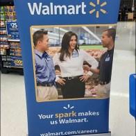 Mobile Human Resources Center at Walmart