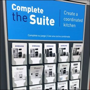 Multi-Brand Complete The Suite Appliances