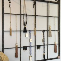 Faux Window Fashion Jewelry Display