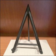 Tripod Book Easel Feature