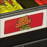 Branded Shelf-Edge Labels for Beef Jerky