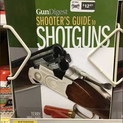 Gun Owners PowerWing Literature Holder aux