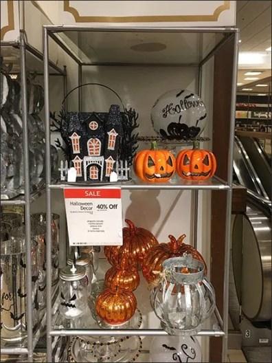 Upscale Halloween Twin Tower Treats