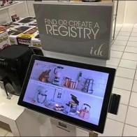 Freestanding Gift Registry Pedestal And More