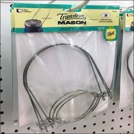 Transform Mason Jars Wire Handle by Scan Hook