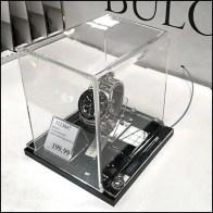 Wrist Watch Mini Museum Case Tether