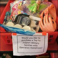 Christmas Gifts For Military Families Aux
