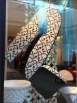 Fashionable Giant High Heel Window Dressing