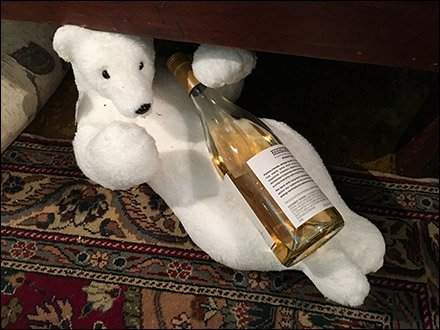 How to Nurse A Fine Holiday Wine