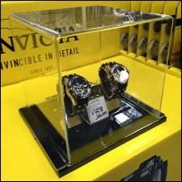 Invicta Invincible Museum Case Display