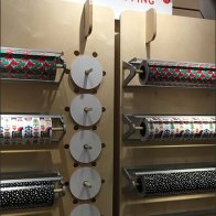 Nordstrom Gift Wrapping Department Outfitting