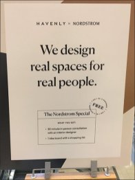 Nordstrom Interiors We Design Real Spaces 1