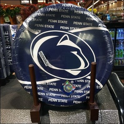 Penn State Paper Tableware Feature