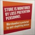 Safe Family Shopping Criminal Activity Warning
