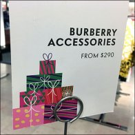 Burberry Accessories Assortment Now From $290