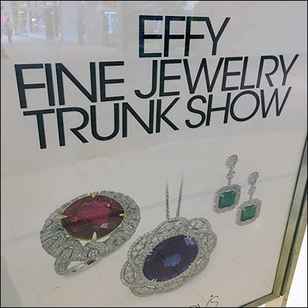 Effy Fine Jewelry Trunk Show Feature