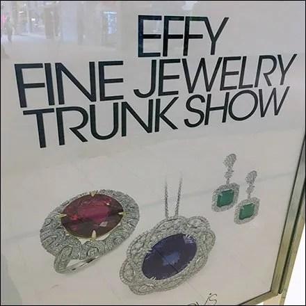 Effy Fine Jewelry Trunk Show Feature